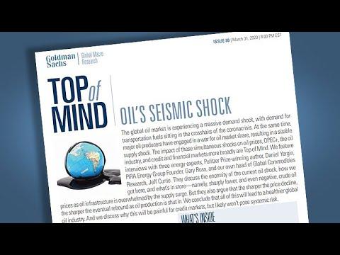 Oil's Seismic Shock