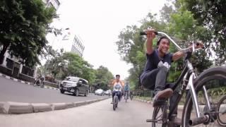Jakarta BMX - Last Sunday Ride 2014