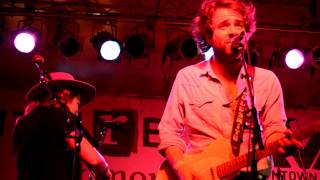 "Dawes with Sarah Watkins ""In Your Eyes"" c. Peter Gabriel @ Browns Island , RVA"