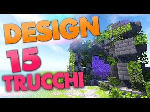 15 TRUCCHI PER COSTRUIRE ~ Minecraft [Design] (PC, PE, Console)