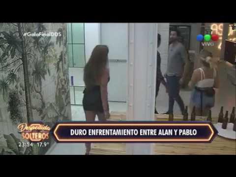 """La Pelea De Alan Y Pablo En El Loft """"DDS"""""""
