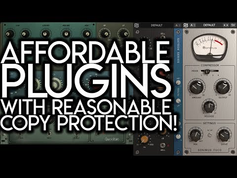 SONIMUS PLUGINS - Awesome & affordable!...