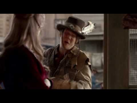 "Deadwood: ""Jane, it's nippy. . .""  Great scene with Calamity Jane and Joanie Stubbs"
