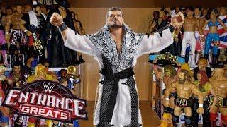Review | Bobby Roode Entrance Greats Figure | WWE Mattel Wrestling Figure Unboxing