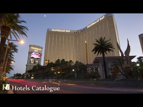 Mandalay Bay Resort Las Vegas - Luxury Hotel Tour