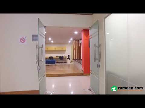 17.3 MARLA OFFICE FOR RENT E-11 ISLAMABAD