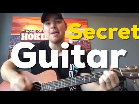 The Secret to Learn Country Music on the Guitar