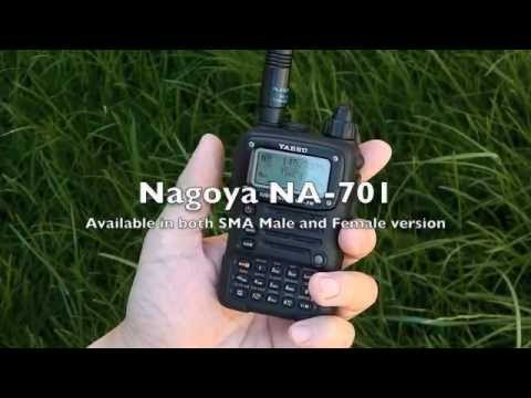 Nagoya NA-701 vs NA-771 VHF/UHF Antenna Review