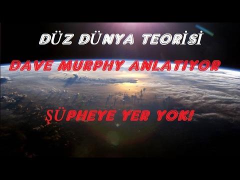 Düz Dünya - Türkçe Anlatım - Dave Murphy Açıklıyor..