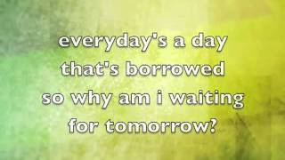 Waiting for Tomorrow - Mandisa - Karaoke