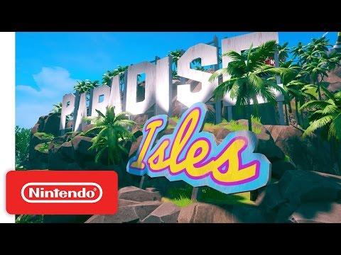 Unbox: Newbie's Adventure – Nintendo Switch Trailer