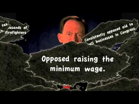 Congressman Toomey Digs the Economy