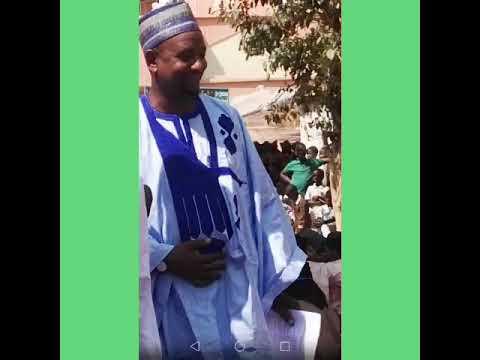 Dr Abdallah Usman Gadon Kaya Yace Ba Wanda Yafi Muhammad Buhari Cancanta 2019