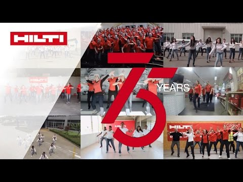 ÜBER HILTI 75 Jahre Hilti - Around the world