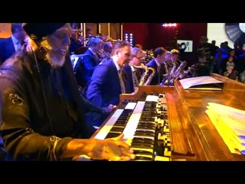 Muziekminuut: Jazz Orchestra of the Concertgebouw & Dr. Lonnie Smith - Cookin...