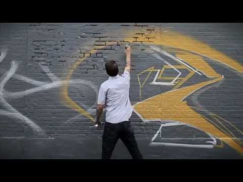 Graffiti Street Art - IRONLAK 4