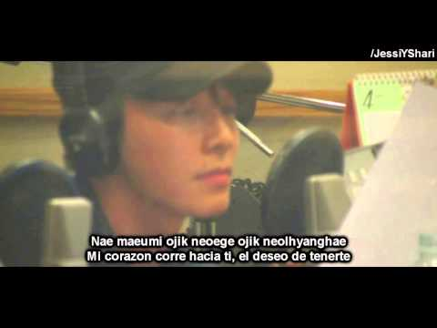 [Sub Español + Rom] 130415 Sukira - Donghae ft Ryeowook - Just Like Now (Donghae Focus)