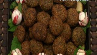 Falafel - Quick And Easy