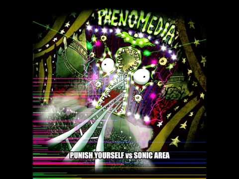 PUNISH YOURSELF vs SONIC AREA dead idols island (2010)
