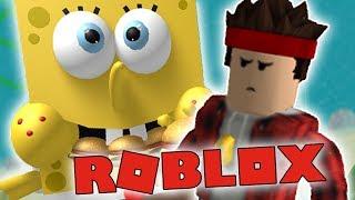 STABLE SE ZE M' SPONGEBOB! -Roblox Spongebob Obby