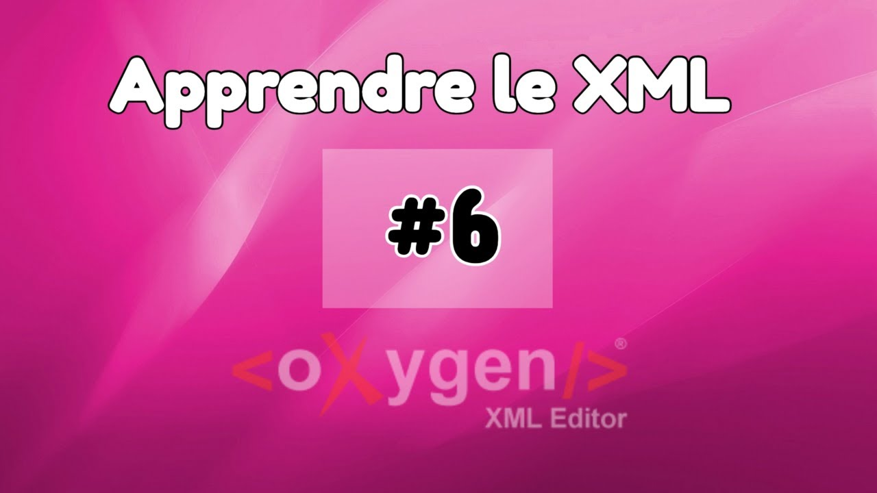 Tutoriel xml 6 exercices schmas xml youtube tutoriel xml 6 exercices schmas xml baditri Images