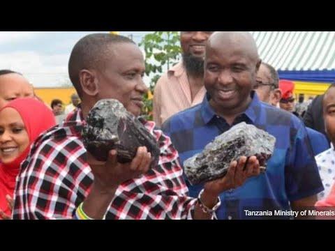 Tanzanite: Tanzanian miner becomes overnight $ millionaire