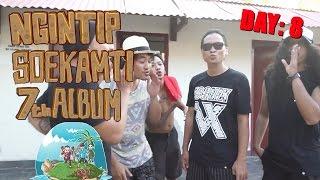 #Soekamti7thAlbum day8 - DIcium Truk Pasir