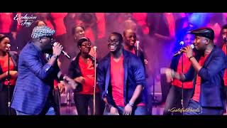 Nobody Bigger (Live version) - Joyful Way Inc (Explo 2016)