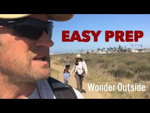 Ranger Ted is your guide to Wonder:  Wasn't too bad a prep was it?