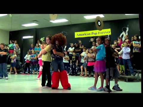 Homosassa Elementary's American Pop Forever Concert!