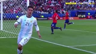 6/7/2019 - Argentina vs Cile 2-1 - Highlights