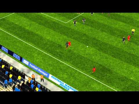 Dinamo vs FC Bayern M�nchen - 58 minutes