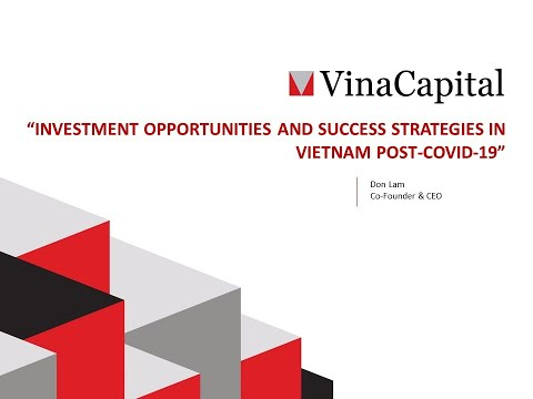 Investment Opportunities In Vietnam, Post-COVID-19