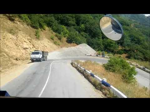 Путешествие по Южной Армении на фуре. Прекрасные горы\ Hitchhiking In Armenia. Autostop To Iran