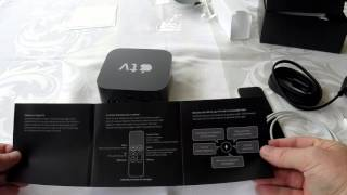 Apple TV 4 2015 Unboxing