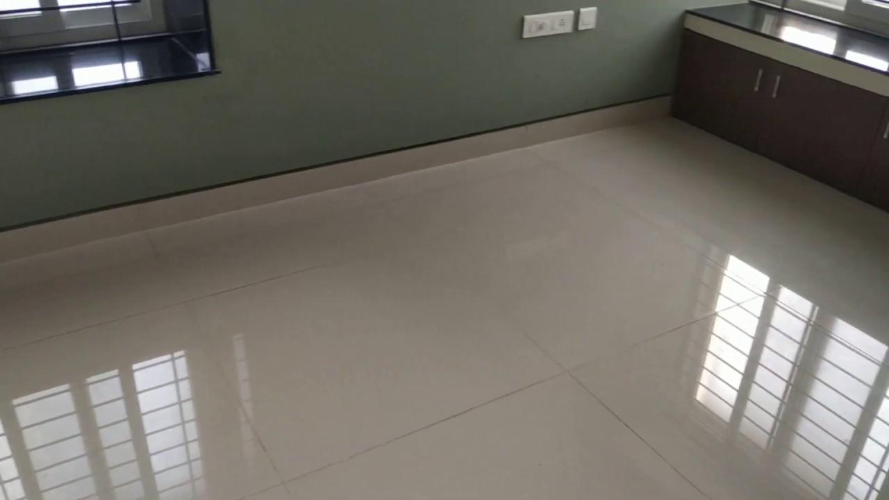 Bedroom Floor Tiles Design |white Floor Tiles |floor Tiles Design India | Small Bedroom Flooring - YouTube