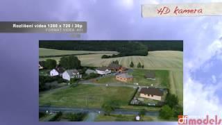 Sky Watcher 3 HD doba letu 18 minut