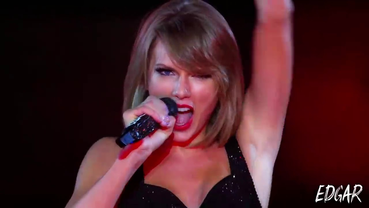 Taylor Swift – I Knew You Were Trouble – 1989 World Tour Live