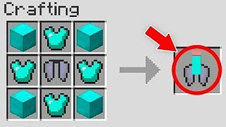 100 NEW THINGS IN MINECRAFT 1.12 WHICH YOU DIDN