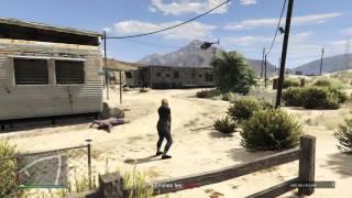 GTA V: Mission - Grand razzia 3