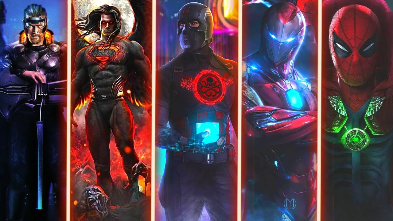Download Top 10 Most Powerful Forms of Superheroes [ In Hindi ]