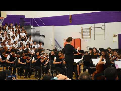 The Force Awakens: Boulan Park Middle School Spring Orchestra Concert 2018