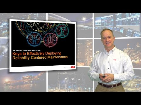 ABB - Reliability-Centered Maintenance