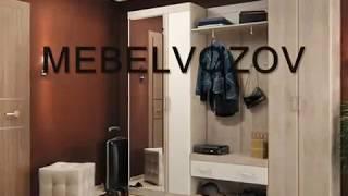 Видео обзор - Шкафы в прихожую от интернет магазина Мебельвозов.