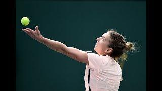 2018 Indian Wells Quarterfinal | Simona Halep vs. Petra Martic | WTA Highlights
