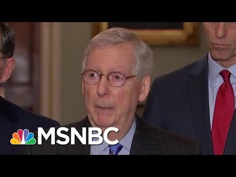 Lawrence\'s Last Word: Mitch McConnell\'s Last Stand? | The Last Word | MSNBC