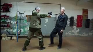 Тактический рукопашный бой (Активная самозащита). Упражнения для начинающих ч 1