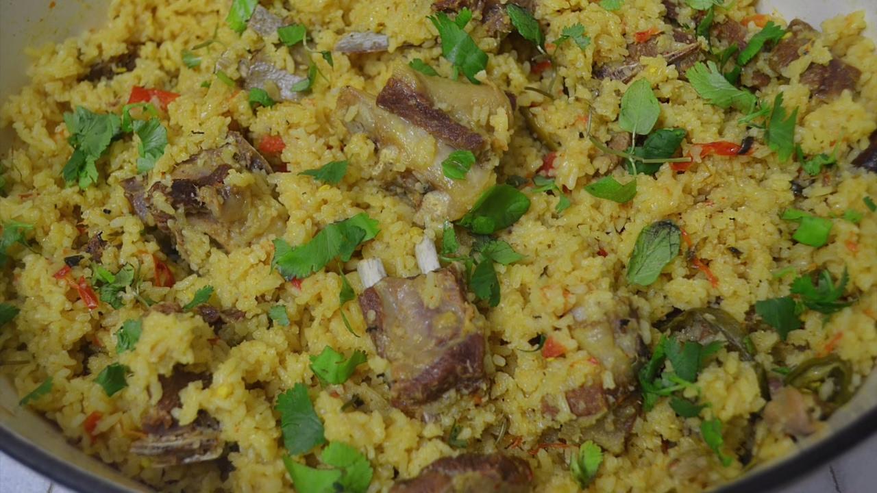 Ambur Mutton Biryani Recipe Home Style Ambur Biryani Recipe