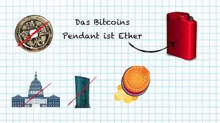 Ethereum einfach erklärt in 10 Min! Alles über die Bitcoin Konkurrenz - Was ist es 🤖
