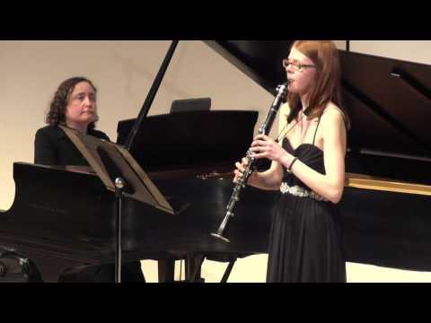 Student Showcase Recital: Elizabeth Johnson